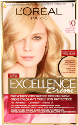 EXCELLENCE 10 EXTRA LICHTBLOND