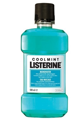 LISTERINE MONDWATER COOLMINT  500 ML