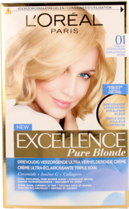 EXCELLENCE 01 BLOND SUPREME  NAT.BLOND