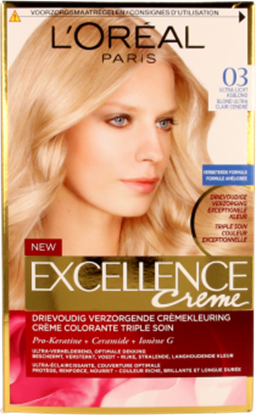 EXCELLENCE 03 BLOND SUPREME  ASBLOND