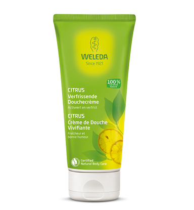 WELEDA DOUCHE CITRUS VERFRIS. 200 ML
