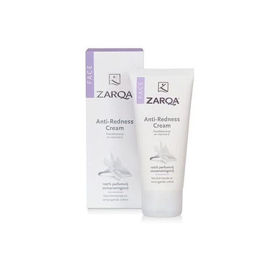 ZARQA FACE ANTI REDNESS CREAM   50M