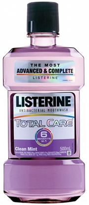 LISTERINE MONDW. TOTAL CARE   500 ML