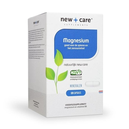 NEW CARE MAGNESIUM COMPLEX 120 ST