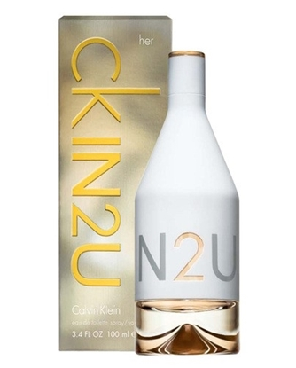 CALVIN KL. CK IN2U HER EDT 100 ML