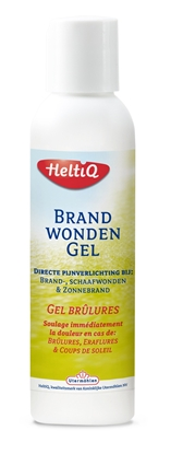 HELTIQ BRANDWONDEN GEL 118 ML