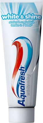 AQUAFRESH TP WHITE  SHINE GSK 75ML