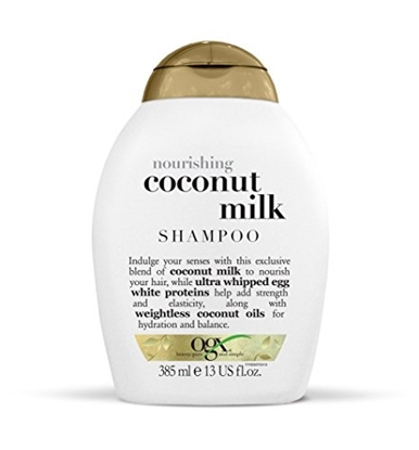 OGX NOURISHING COCONUT MILK SHAMPOO 385 ML