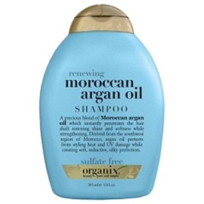 OGX RENEWING MOROCCAN ARGAN OIL SHAMPOO 385 ML