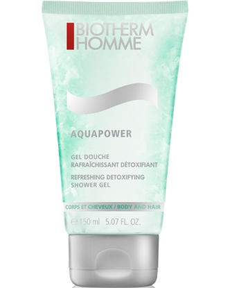 BIOTHERM AQUAPOWER SHOWER GEL T150ML