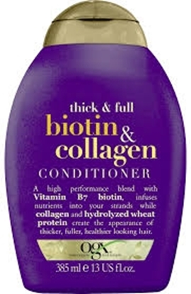 OGX THICK AND FULL BIOTIN AND COLLAGEN CONDITIONER 385 ML