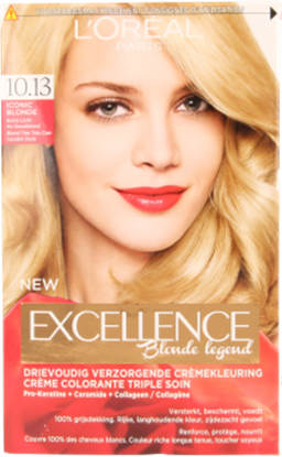 EXCELLENCE BLOND LEGEND 10.13   1 ST