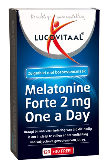 LUCOVITA MELATONINE FORTE 2MG  150T