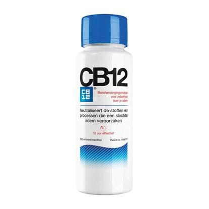 CB 12 MONDVERZORGING REGULAR 250 ML