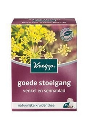 KNEIPP THEE GOEDE STOELGANG   15Z