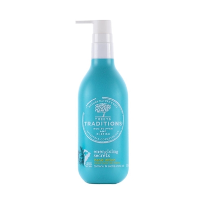 TREETS TRADITIONS ENERGISING HAND LOTION 300ML