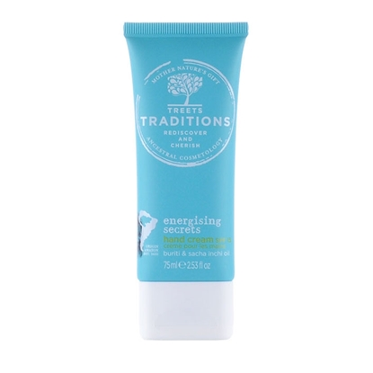 TREETS TRADITIONS ENERGISING HAND CREAM 75ML