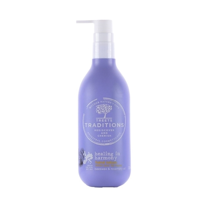 TREETS TRADITIONS HEALING HAND LOTION 300ML