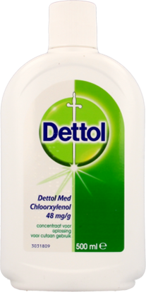 DETTOL ONTSMETTINGSMIDDEL 500 ML