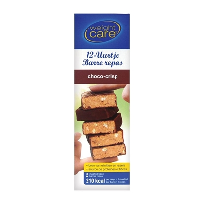 WEIGHT CARE REEP CHOCO CRISP    2S