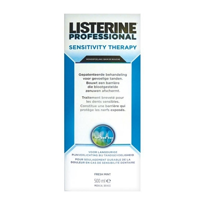 LISTERINE PROFESIONAL SENSITIVE THERAPY  500M