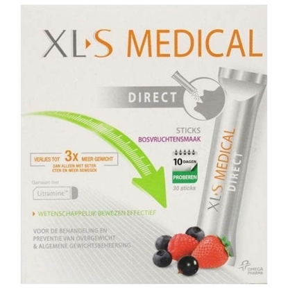 XLS MEDICAL VETBINDER DIRECT   30S
