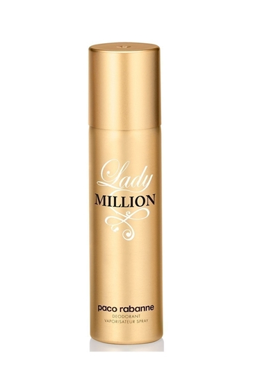 PACO RABANNE LADY MILLION DEO SPRAY 150 ML