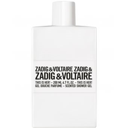ZADIGVOLTAIRE THIS IS HER SHOWER GEL 200 ML