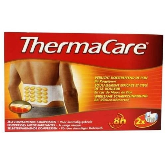 THERMACARE RUGPIJNEN    2S
