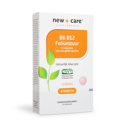 NEW CARE VIT.B6B12B11  60 ST