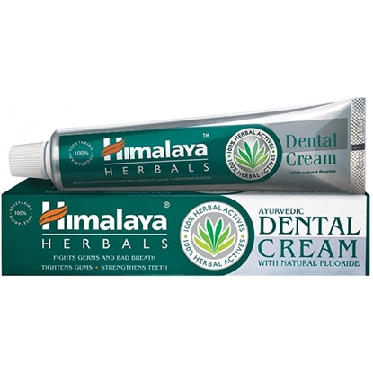 HIMALAYA H DENTAL CREAM  100G