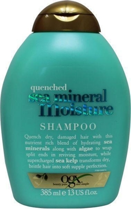 OGX QUENCHED SEA MINERAL MOISTURE SHAMPOO 385 ML