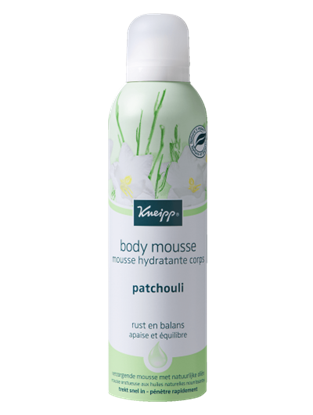KNEIPP BODYLOTION MOUSSE PATCHOULI 200 ML