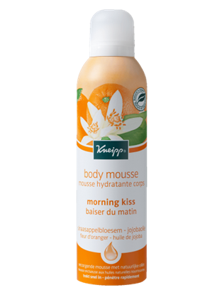KNEIPP BODYLOTION MOUSSE MORNING KISS 200 ML