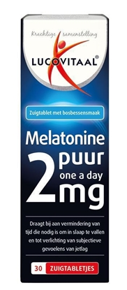 LUCOVITAAL MELATONINE 2MG 30 TABL