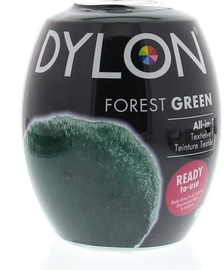 DYLON POD FOREST GREEN 350G