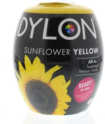 DYLON POD YELLOW SUNFLOWER 350G