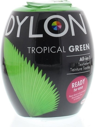 DYLON POD TROPICAL GREEN 350G