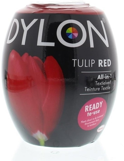 DYLON POD TULIP RED 350G