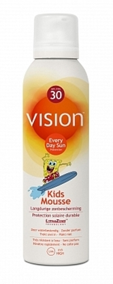 VISION KIDS MOUSSE SPF30  150ML