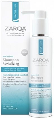 ZARQA MAGNESIUM SHAMPOO REVITALIZING 200ML