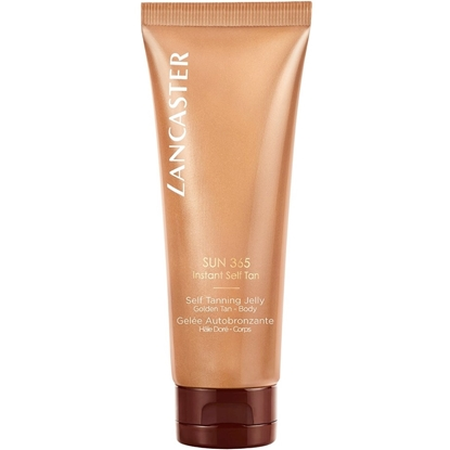 LANCASTER 365 SUN EXPRESS TINTED SELF TAN GEL BODY 125 ML