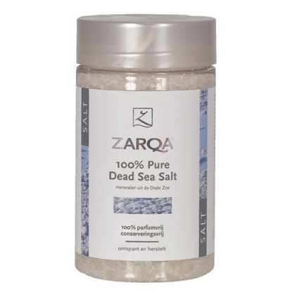 ZARQA THER.DEAD SEA SALT POT  500 GR