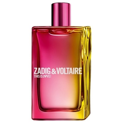 ZADIG  VOLTAIRE THIS IS LOVE EDP  WOMEN 50 ML