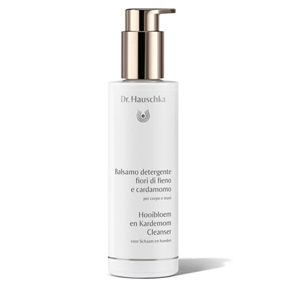DR HAUSCHKA CREME DOUCHE HERBE DES CHAMPS ET CARDAMOME