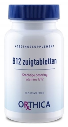 ORTHICA B12 ZUIG 90 TABL