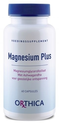 ORTHICA MAGNESIUM PLUS 60 CAPS