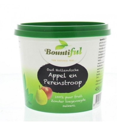 BOUNTIFUL APPEL PERENSTROOP 450 ML