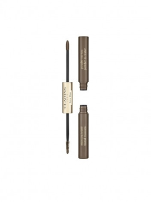 CLARINS BROW DUO 03 COOL BROWN 1 ST