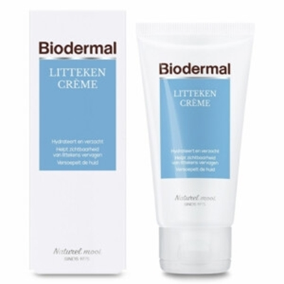 BIODERMAL LITTEKENCREME 75 ML